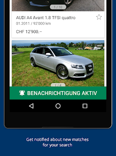 App AutoScout24 Switzerland – Find your new car APK for Windows Phone