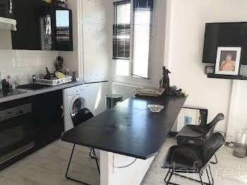 Appartement meublé 2 pièces 37,12 m2