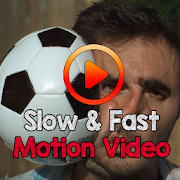 Fast And Slow Motion Video Player - Video Filter