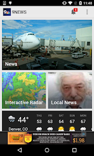 9NEWS- screenshot thumbnail