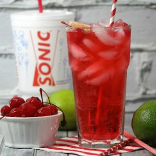 Sonic Cherry Limeade Copycat
