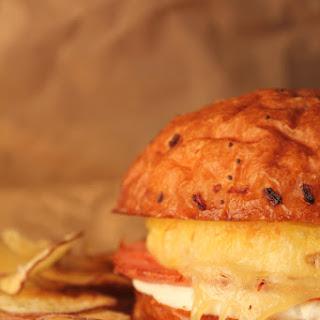 The Peabody Sandwich
