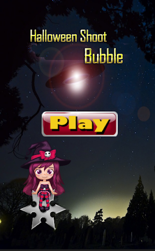 Halloween Shoot Bubble