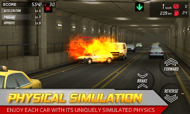 Streets Unlimited 3D- screenshot