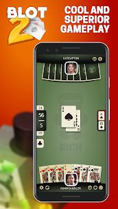 Blot 2 – Play with friend (classic belot) 1.1.5 APK Mod Updated 1