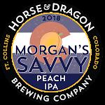 Horse & Dragon Morgan's Savvy 2018 Peach IPA