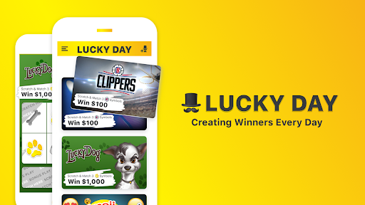 Lucky Day Win Real Money Apps On Google Play