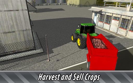 Euro Farm Simulator: Beetroot 1.3 screenshots 3