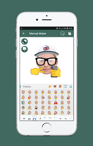 Memoji screenshot 4