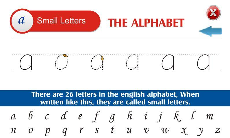 Write ABC And Number For Kids - Android Apps on Google Play