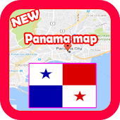 Panama Map and Geography