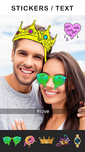 FaceArt Selfie Camera: Photo Filters and Effects screenshot 6