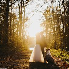 Wedding photographer Ulyana Khristacheva (homsa). Photo of 16.10.2015
