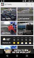 Screenshot of Charlotte Traffic