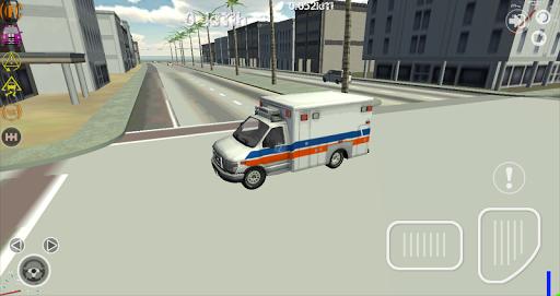 Ambulance Truck Driver 3D