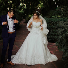 Wedding photographer Edgar Rodriguez (edgaromarel). Photo of 09.04.2018