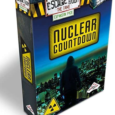 Escape Room: Nuclear Countdown