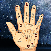 Palm reader - horoscope, palmistry and divinations