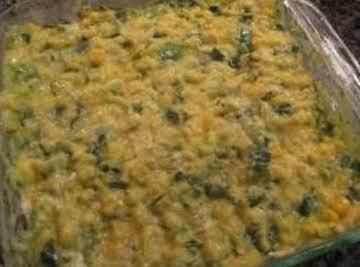Zucchini Pudding