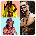 Guess the wrestling name 2k16 icon