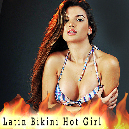 Latin Bikini Hot Girl