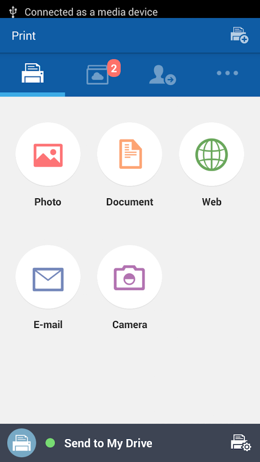 Saving Pictures from a Samsung Android Smartphone to an SD Card