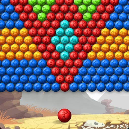 Prehistoric Bubble 休閒 App LOGO-硬是要APP