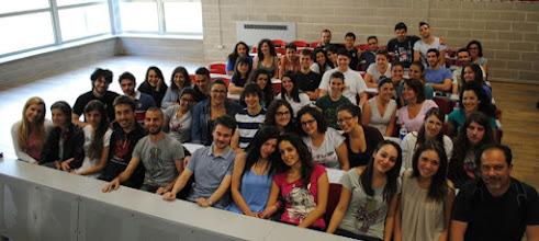 Photo: Metodi Matematici (Medica) 2012-2013