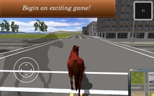 Parkour: Horse City