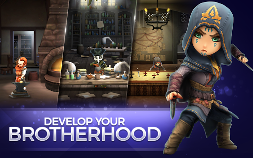 Assassin's Creed Rebellion  screenshots 12