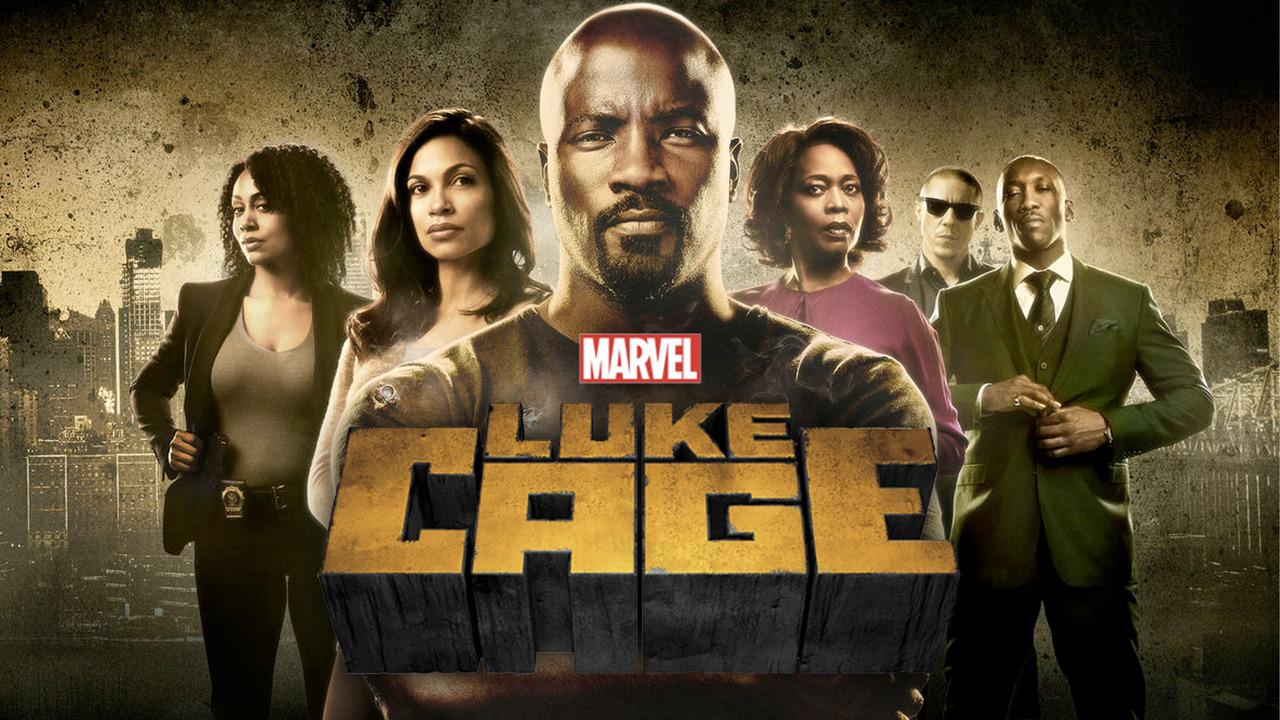 TV Time - Marvel's Luke Cage (TVShow Time)