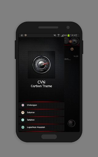 Carbon Theme for BBM
