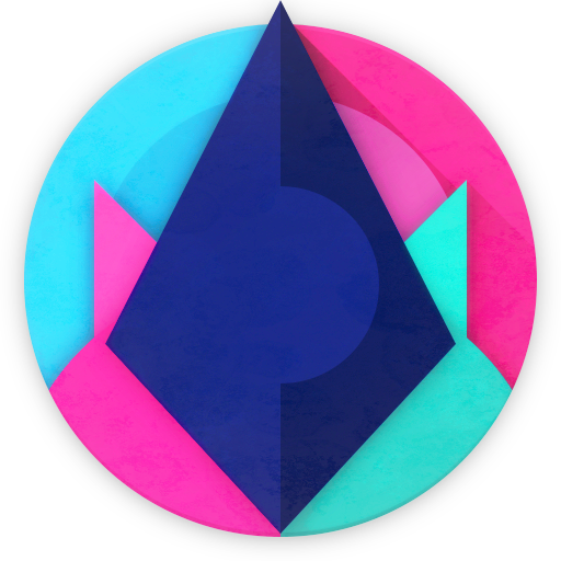 Unicorn Dark - Icon Pack APK Cracked Download