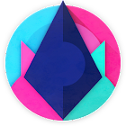 Unicorn Dark - Icon Pack icon