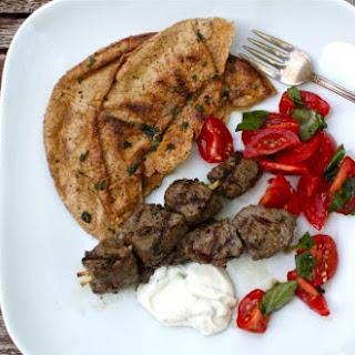 Cumin & Oregano Beef Kebabs