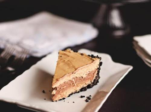 "Layers of Love Torte ""This decadent dessert is made of three of my..."