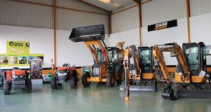 En sus instalaciones tienen en stock la más amplia gama de máquinas y tractores, tanto nuevos como de ocasión.