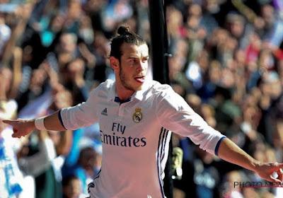 Gareth Bale de retour