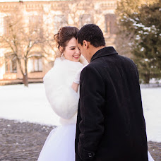 Wedding photographer Nika Kozachenko (lika). Photo of 13.03.2018