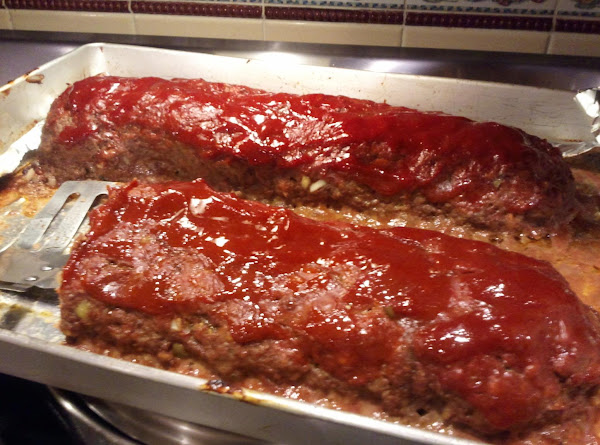 Company Is Coming-meat Loaf For A Crowd Recipe