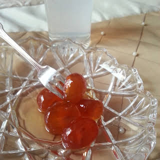 Kumquat- Teaspoon Sweet.