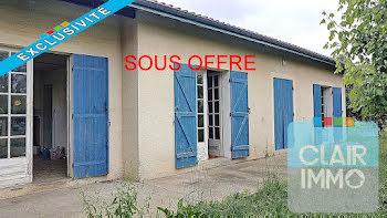 maison à Saint-Avit-Saint-Nazaire (33)