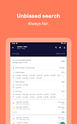Skyscanner – cheap flights, hotels and car rental APK screenshot thumbnail 17