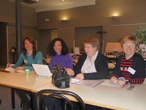 Photo: Reunió de professors i professores