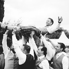 Wedding photographer Derek Christie (derekchristie). Photo of 07.02.2017