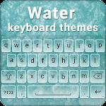 Water Keyboard Theme