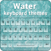 Water Keyboard Theme
