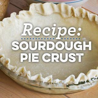 Sourdough Pie Crust.