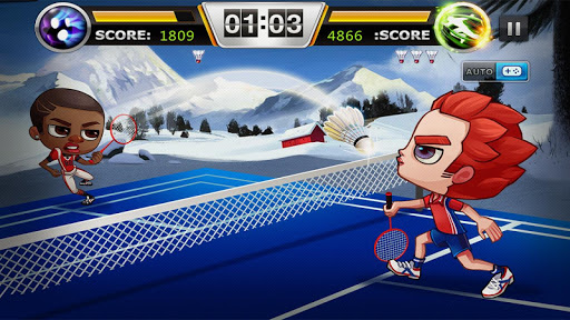 Badminton Legend 3.1.3913 screenshots 1