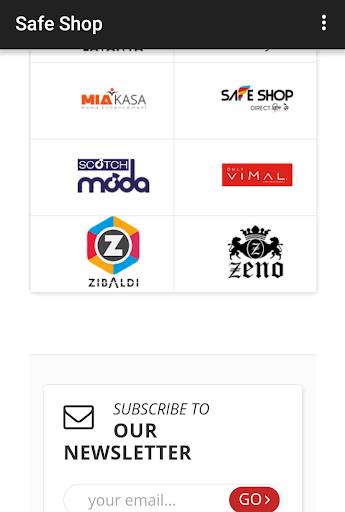 Safe Shop screenshot 3